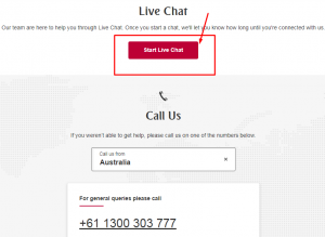 emirates live chat